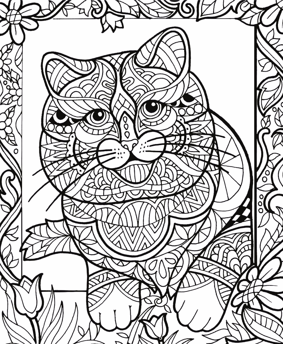Free Coloring Page 9
