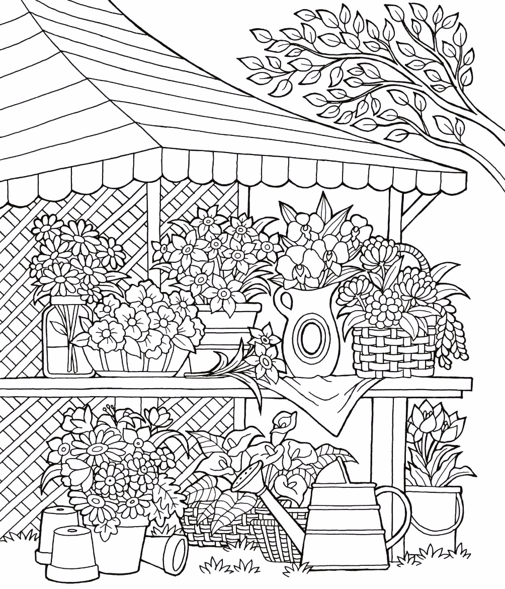 Free Coloring Page 18