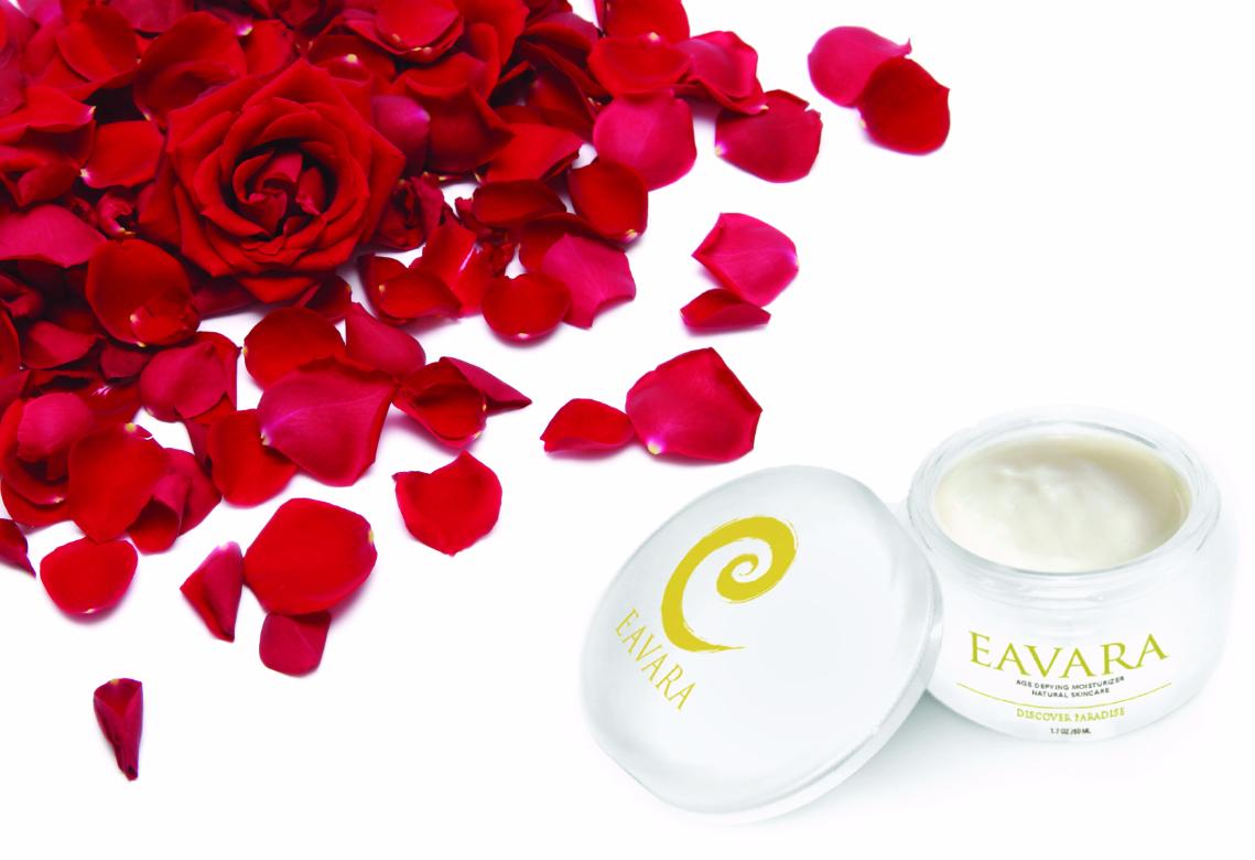 Eavara skin care valentines day promotion