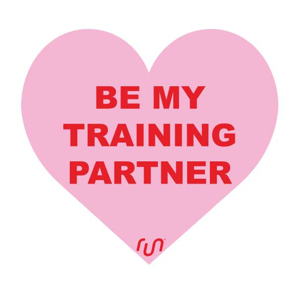 Be My Training Partner