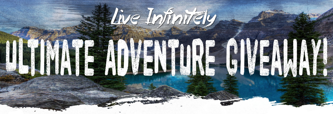 live infinitely adventure giveaway