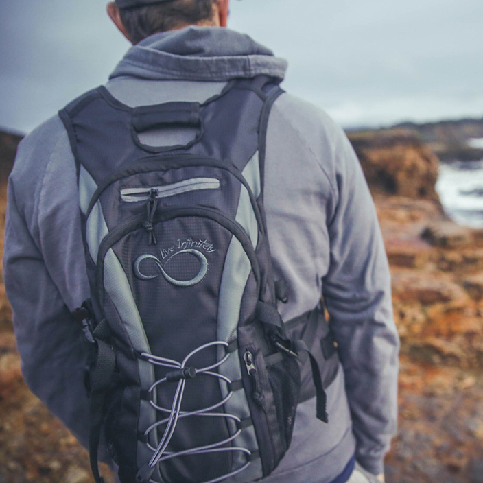 Hydration Backpack and bladder