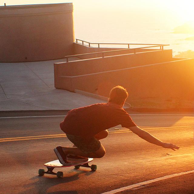 jelly skateboards man o war longboard complete