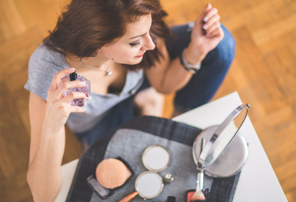 parabens in beauty products