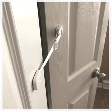 Bifold Door - Baby Proof Door Lock