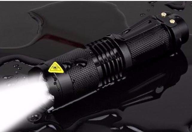 Night Breaker T2000 Flashlight