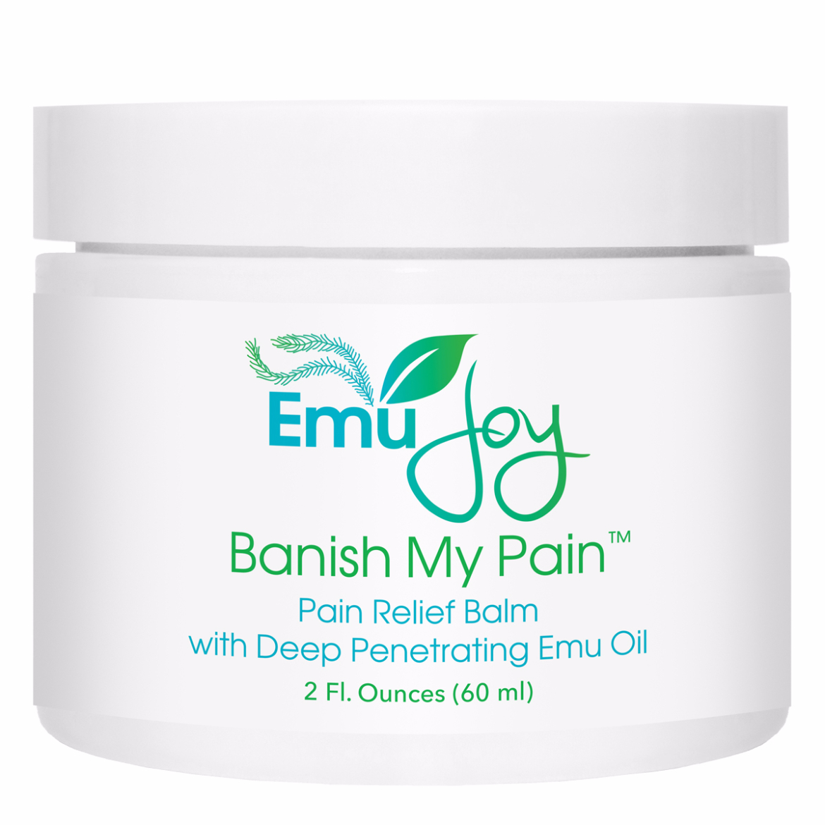 Banish My Pain 1 jar