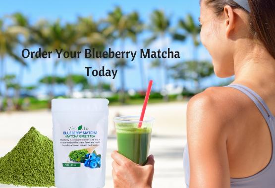 Flavored Matcha Green Tea Powder