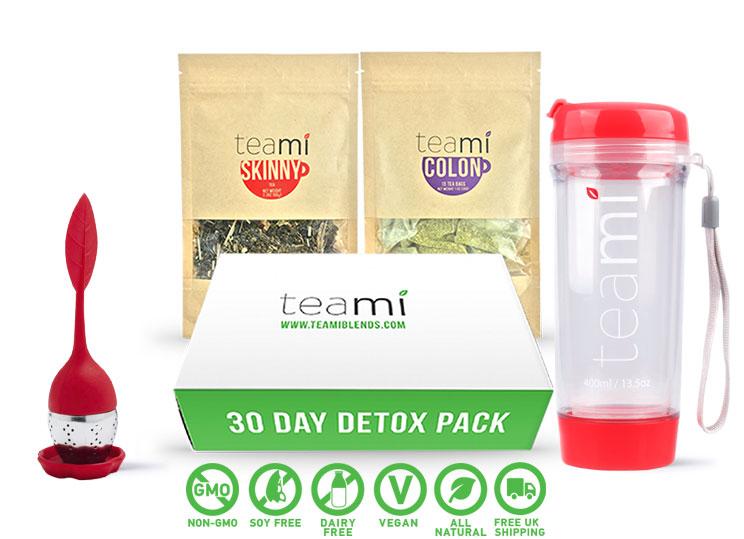 Teami Blends 30 days Detox Pack