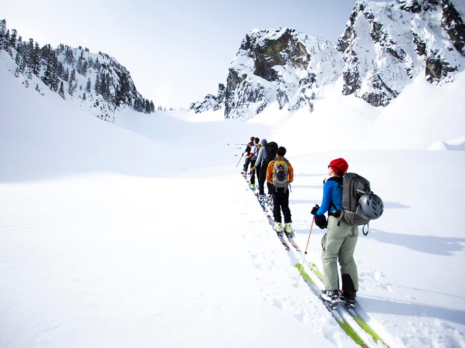 take it a little farther into the backcountry