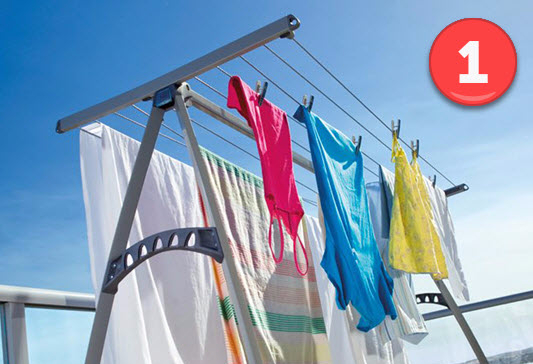 hills portable 170 clothesline