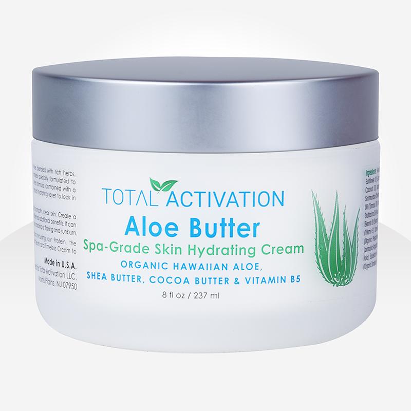 Aloe Butter