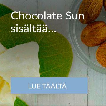 Chocolate Sun sisältää...