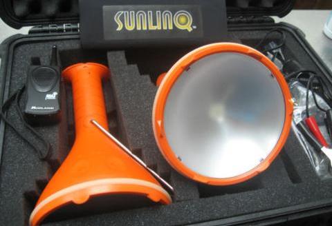 LED Emergency Lighting Kit Solar Rechargeable & Portable