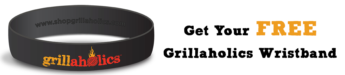 grillaholics wristband