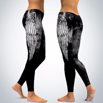 Angel Wing Leggings