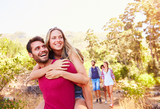improve hiking experience