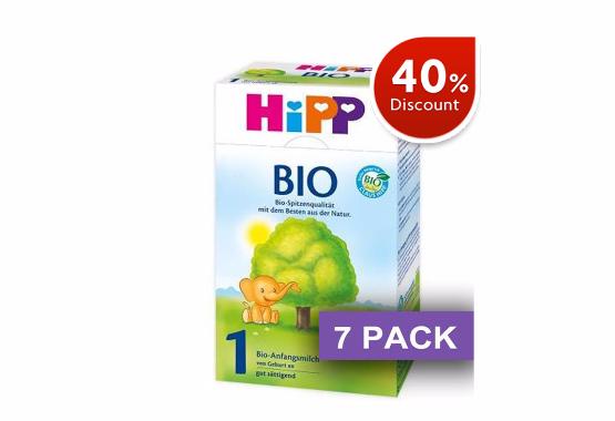 Hipp Bio Stage 1 - Discount