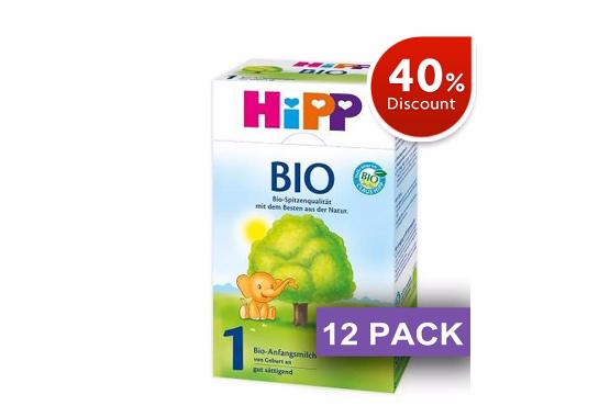 Hipp Bio Organic Stage 1