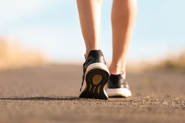 10,000 steps to fitness
