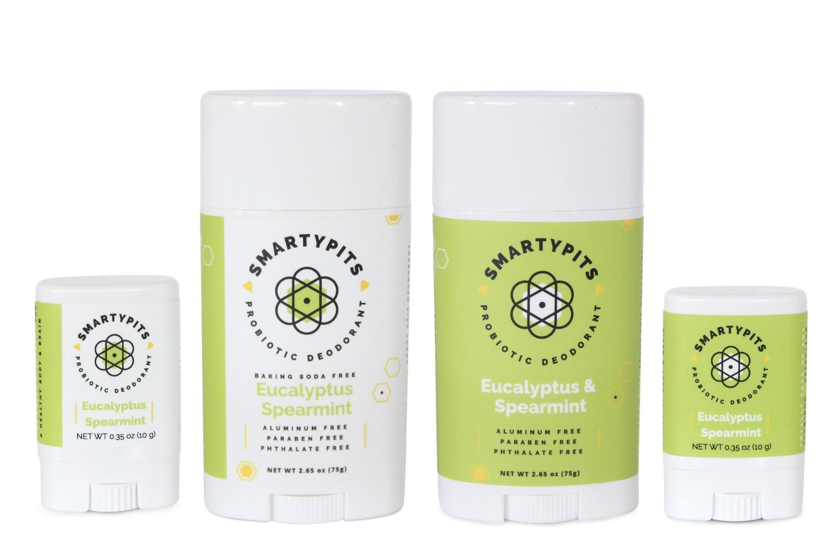 Natural Probiotic Deodorant