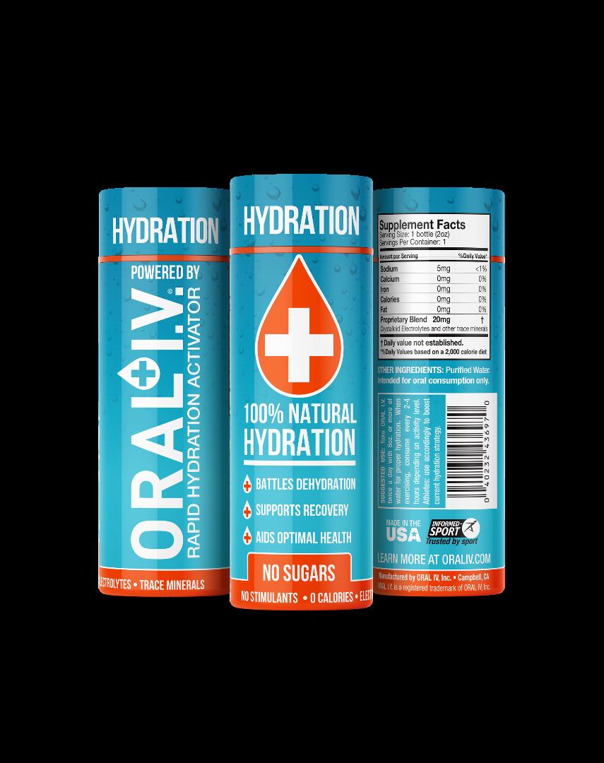 ORAL I.V. Daily Hydration Shot