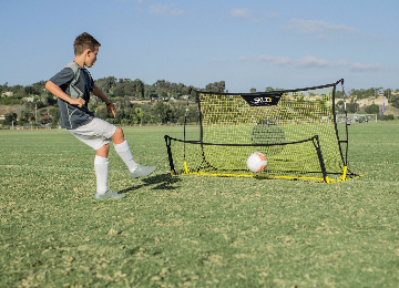give and go with rebounder