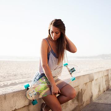 jelly skateboards longboard skateboarding san diego boardwalk