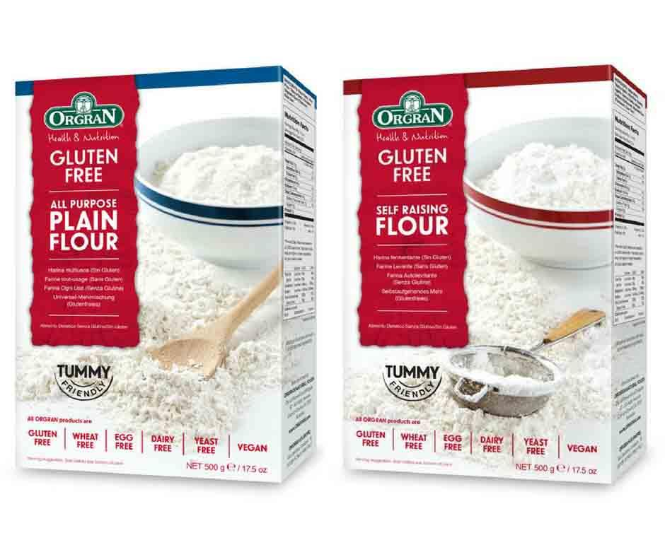 Gluten Free Flour - Happy Tummies