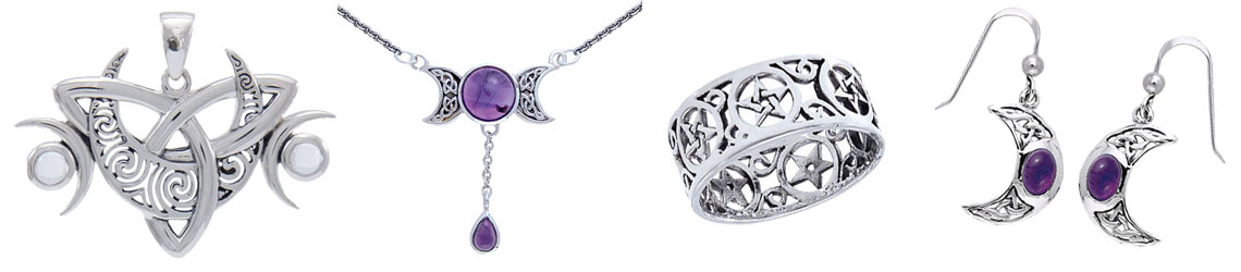 New Sterling Silver Jewelry Range