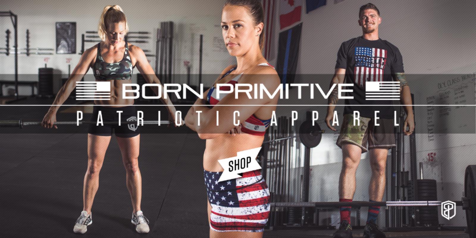 born primitive sports bras