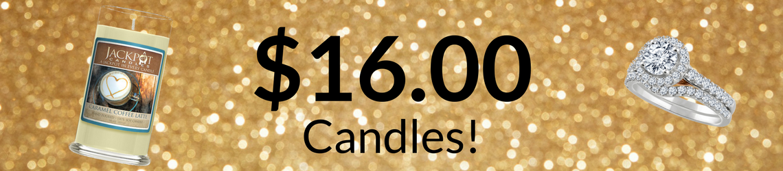 $16 jewelry candles