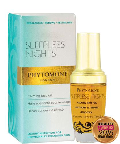 Sleepless Nights Calming Face Oil