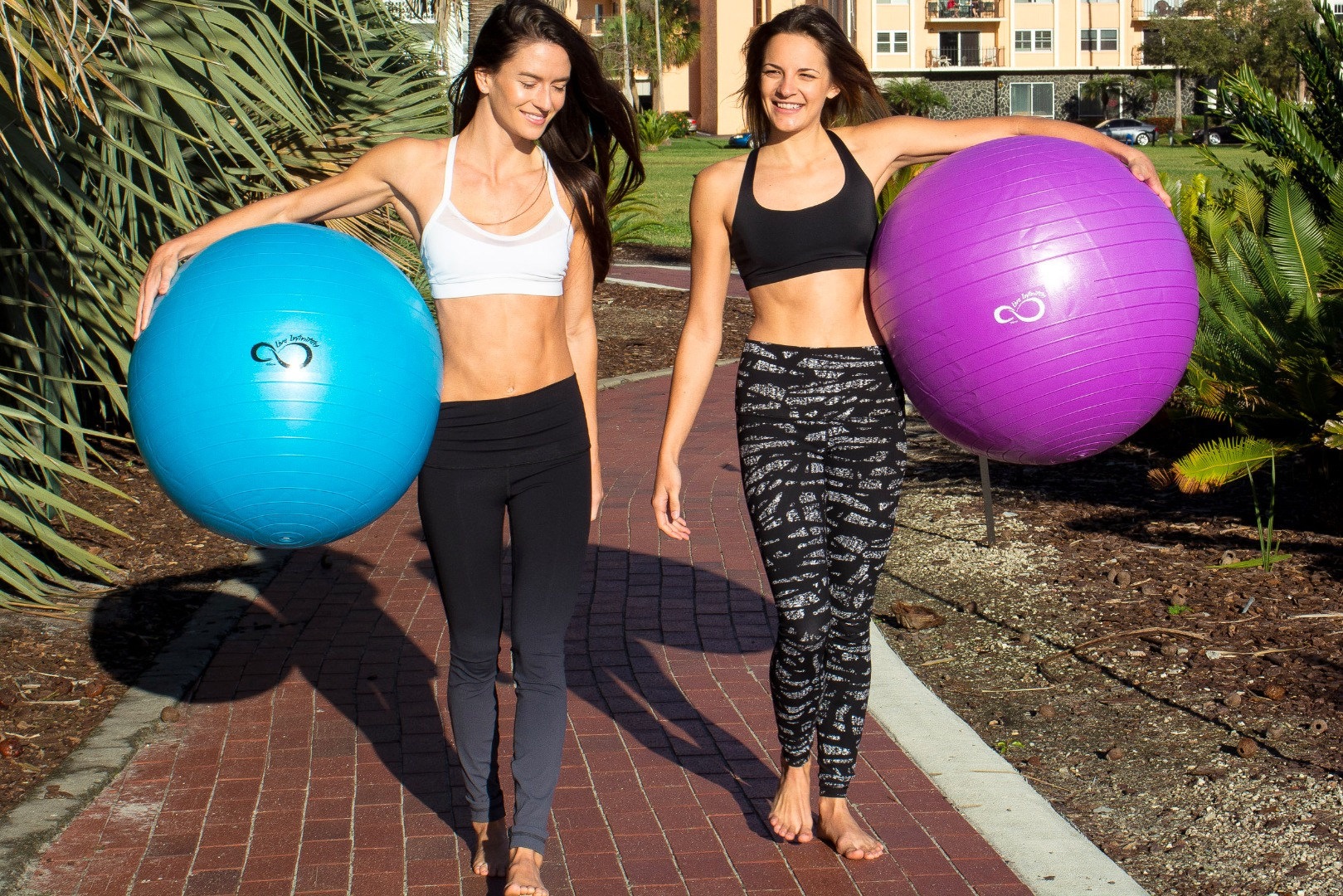 exercise ball workouts for a flat stomach