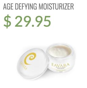 age defying moisturizer eavara natural and organic skin care