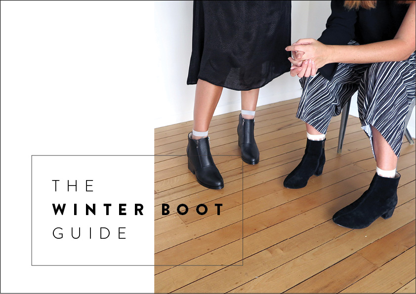The Winter Boot Guide