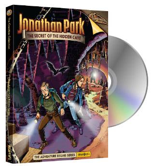 Jonathan Park The Secret of the Hidden Cave