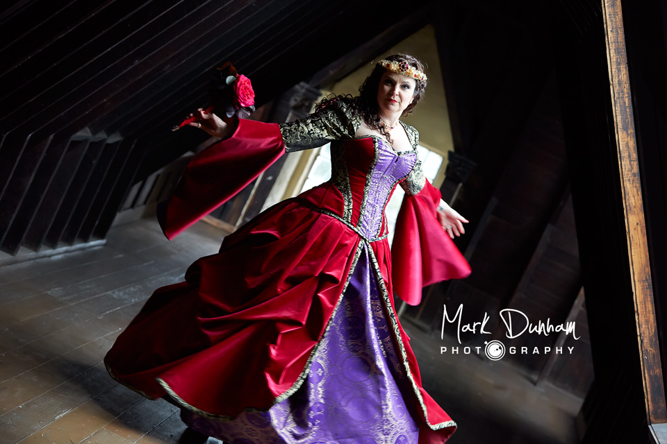 create your dream medieval or faery wedding