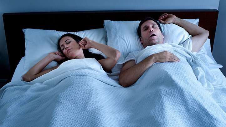 health risks from snoring
