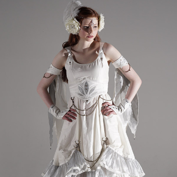 Aurora Lumina Faery Wedding Dress