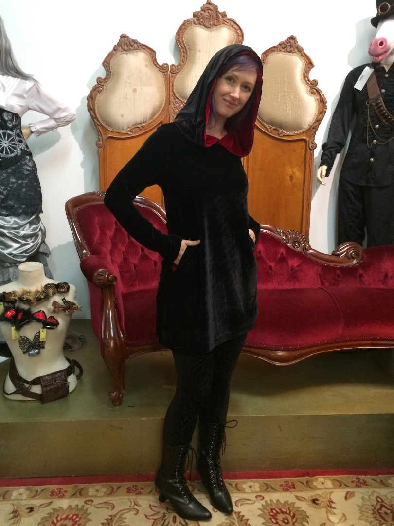 yes I love this dress for winter!