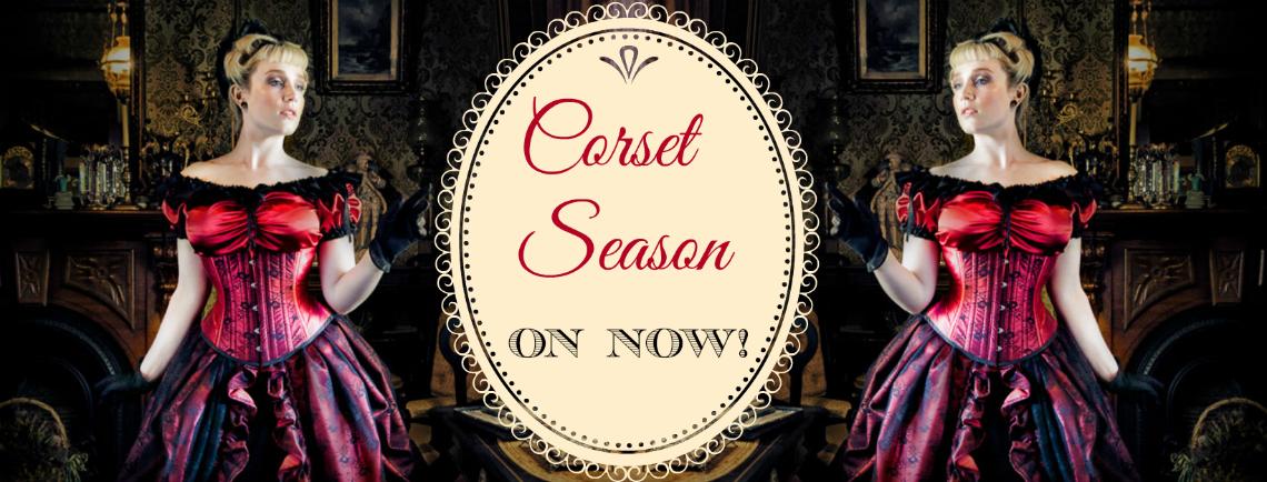 It's Corset Season!