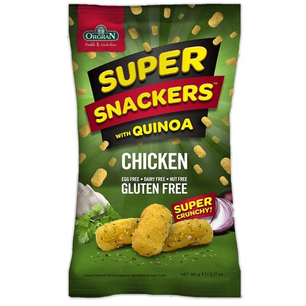 Gluten Free Snacks - Happy Tummies