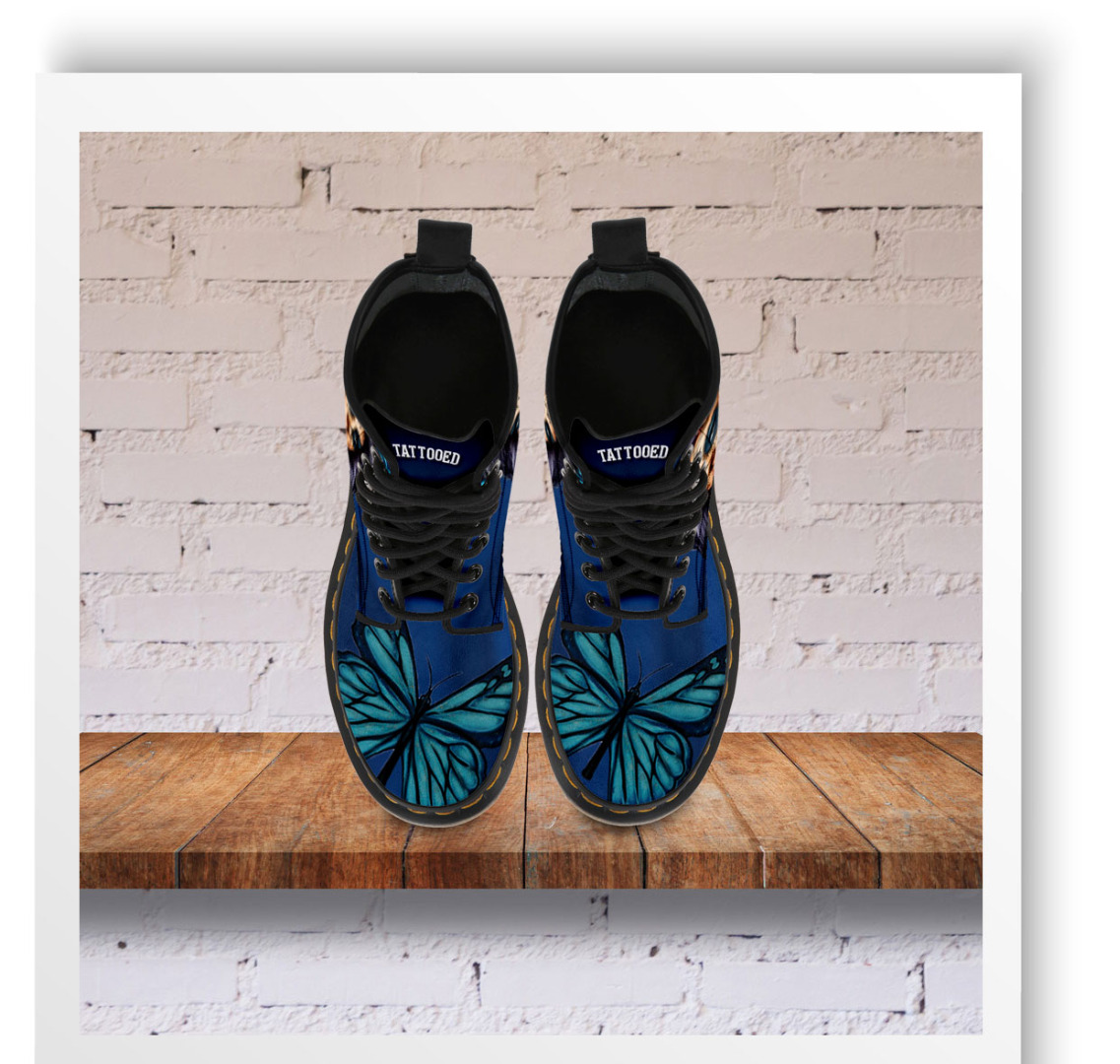 Tattooed Shoes