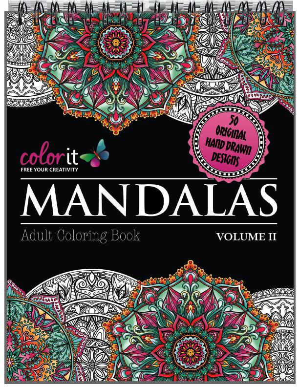 Mandalas Vol. 2