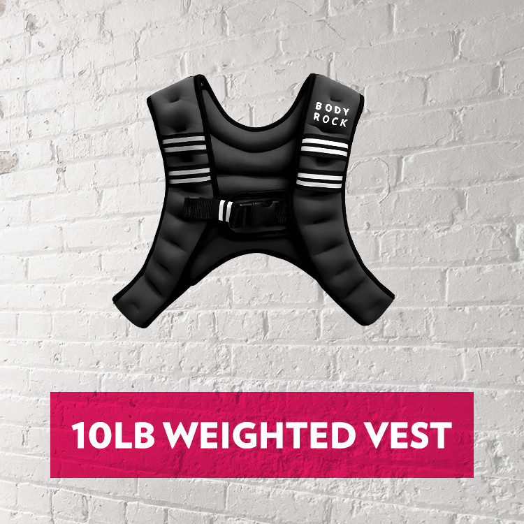 The Weighted Vest