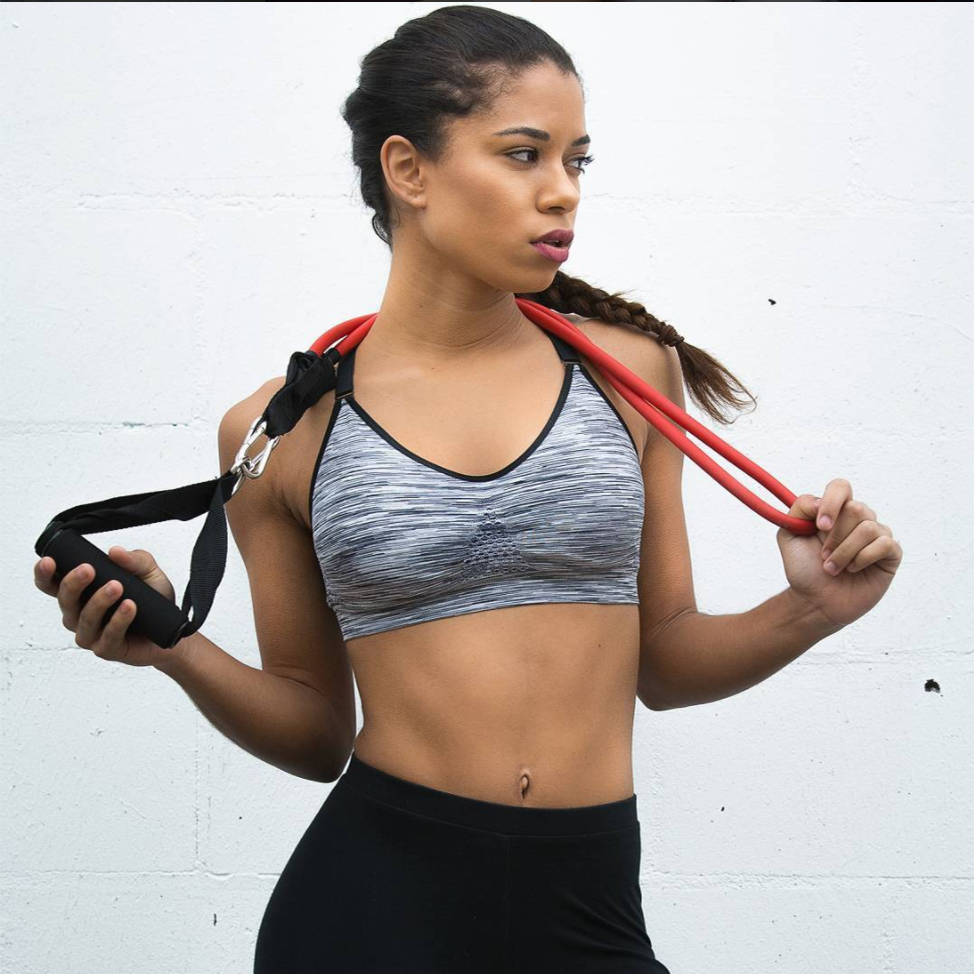benefits of working out with exercise bands