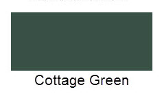 clothesline cottage green colour