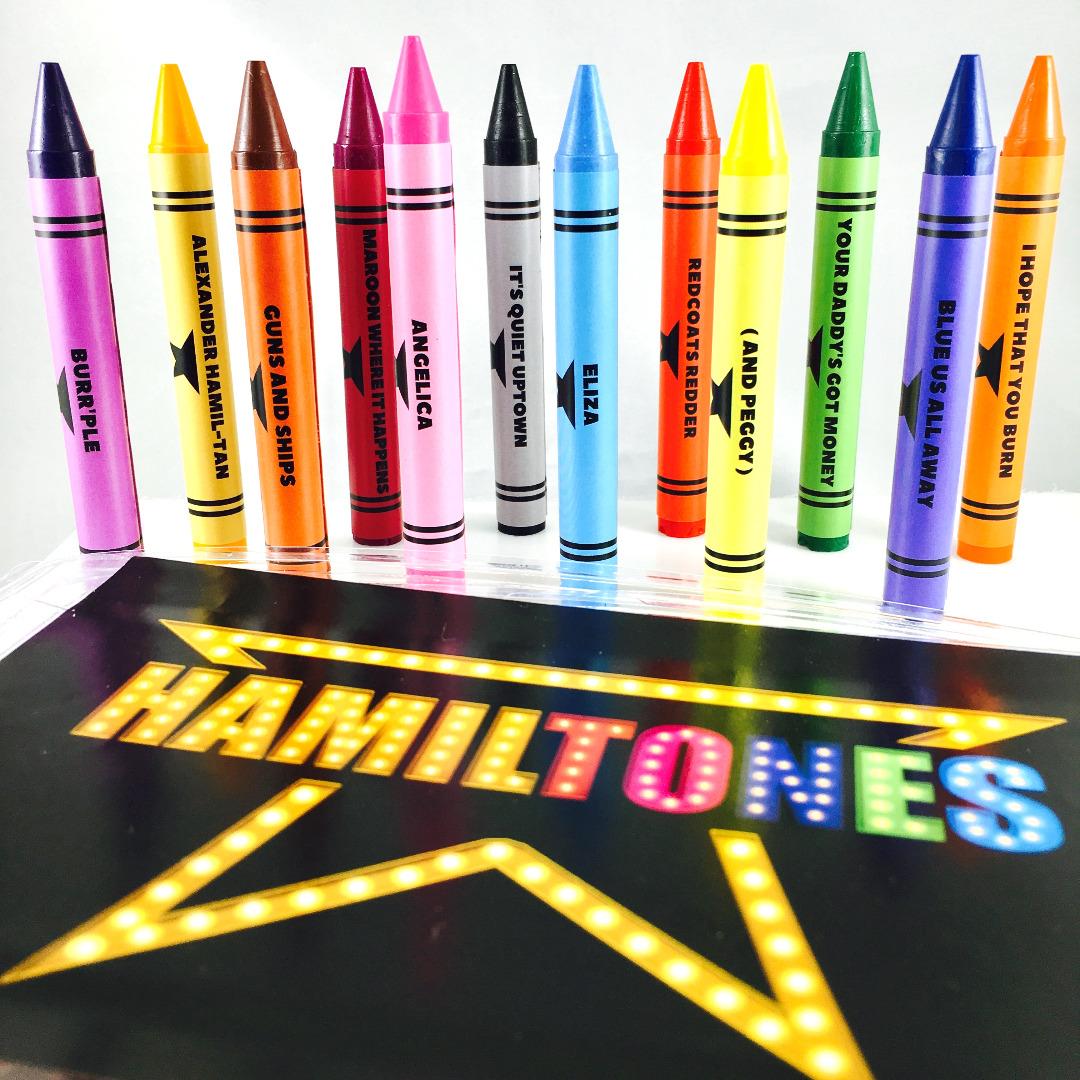 Hamilton Crayons