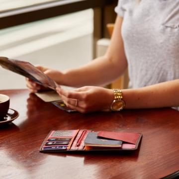 RFID Travel Wallets